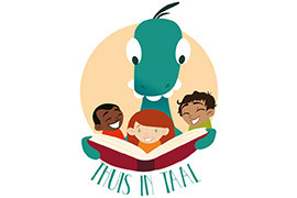 Thuis in Taal logo